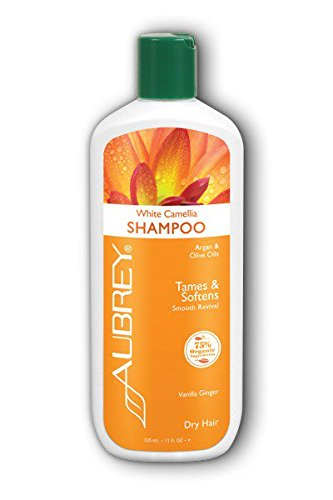 Aubrey Organics - White Camelia Shampoo, 11 fl oz liquid Aubrey White Conditioner