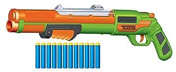 TWD Rick's Shotgun Double - Shot - Air Warriors - The Walking Dead - NERF |  Blasters - NERF - Toys