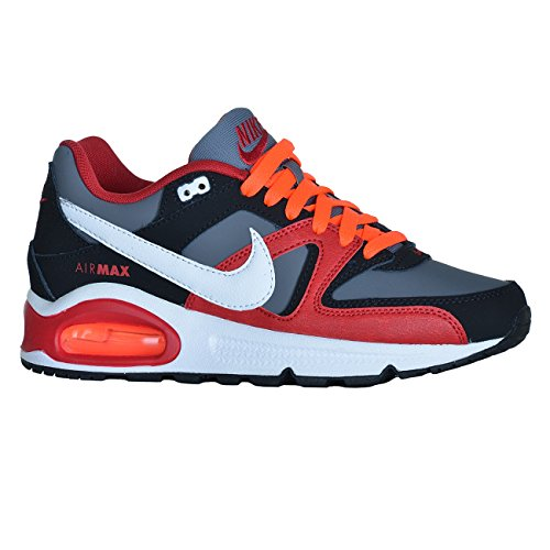 Nike Air Max Commande (gs) 407759 Jungen Laufschuhe Gris Fonc