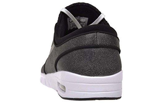 L White Men's Shoe Janoski Stefan Grey Wolf Skate Black Max Nike Black WBq8TUI7I