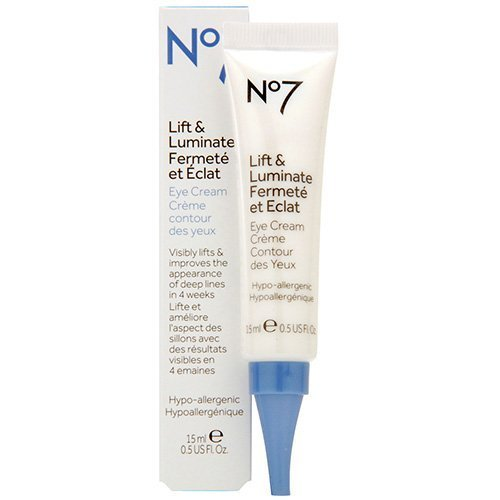 No7 Lift And Luminate Eye Cream - 8