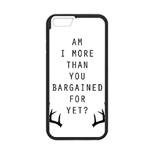 iPhone6 Plus 5.5 inch Phone Case Black Fall out boy HKL240550