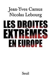 """Afficher """"Les droites extrêmes en Europe"""""""