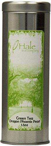 Hale Tea Green Tea, Jasmine Dragon Phoenix Pearl, 1.5-Ounce Review