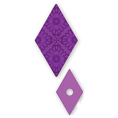 Crafter's Edge Q1057 English Paper Piecing Diamond