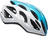 Bell Tempo Women's Bike Helmet (Virago Gloss Blue/Raspberry/White (2019), One Size)