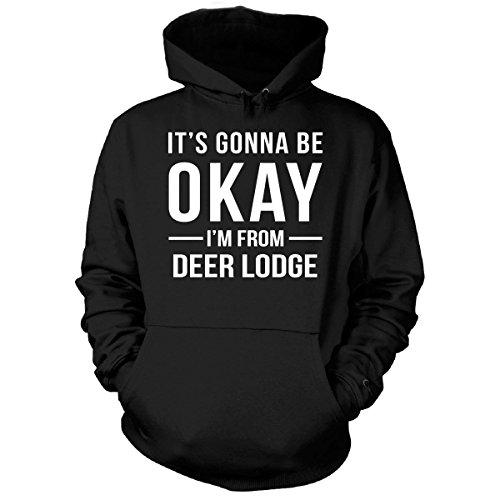 deer lodge hooded sweater - 3