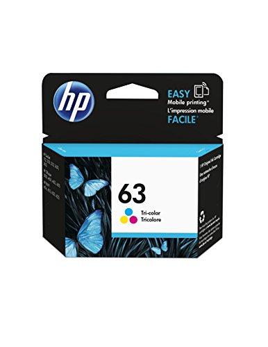 HP Tri color Original Cartridge F6U61AN product image