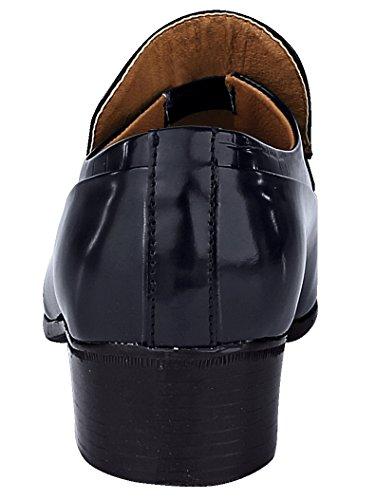 Softwalk Slipper in Eleganter Optik Schwarz