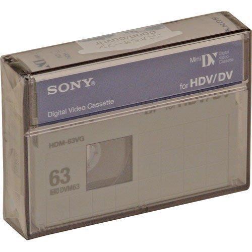 Sony Digital Video Cassette for HDV/DV (5 pack) by Sony