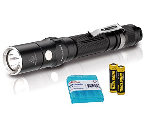 Fenix LD22 2015 Edition 300 Lumens Led Lights and LumenTac Battery ()
