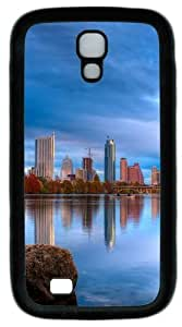 Cool Painting Samsung Galaxy I9500 Cases & Covers -City reflection Custom PC Soft Case Cover Protector for Samsung Galaxy S4/I9500