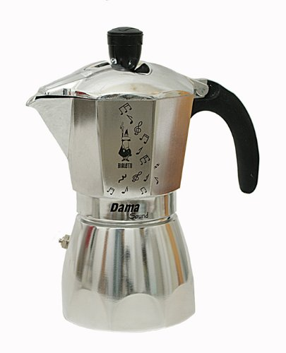 Acquisto CAFFETTIERA DAMA SOUND X 6 TAZZE Prezzi offerta