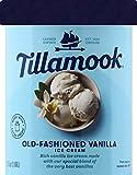 Tillamook Old Fashioned Vanilla Ice Cream, 1.75 Quart (frozen) (Packaging May Vary)