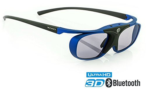SAMSUNG-Compatible Hi-SHOCK 3D active Glasses | Rechargea...