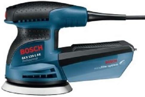 Bosch GEX125-1AE 125mm 220-Volt Random Orbit Sander