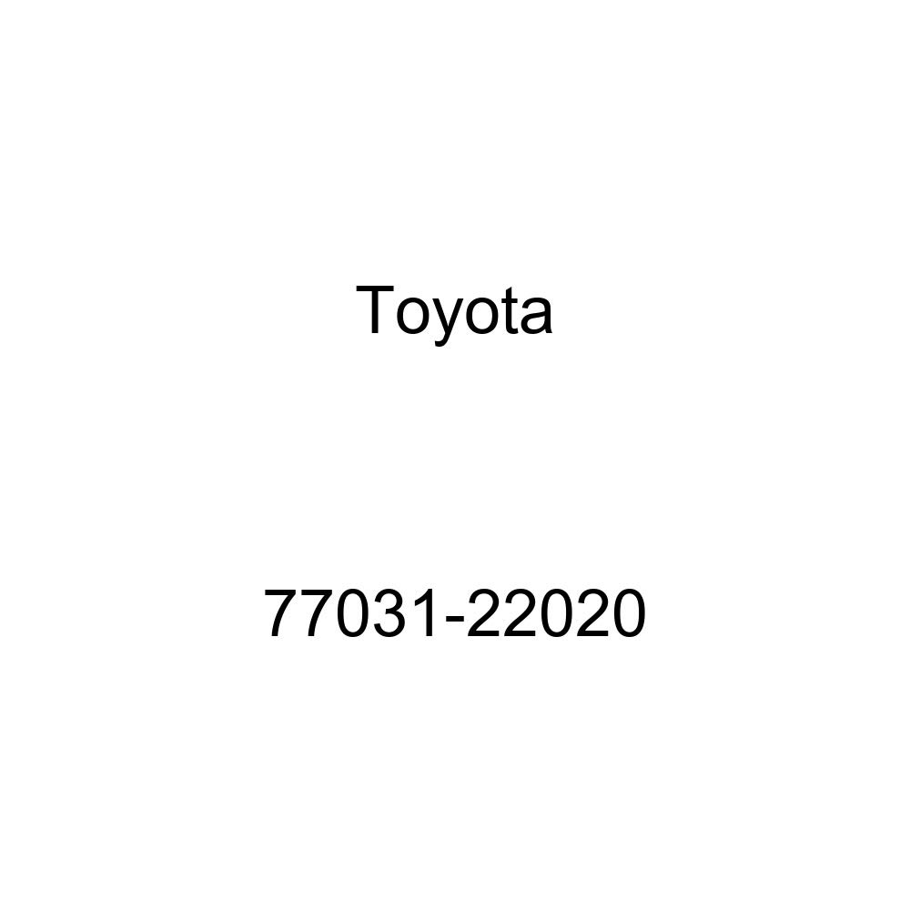 Toyota 77031-22020 Fuel Tank Cap Assembly
