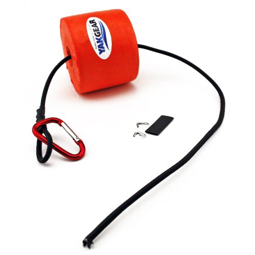 Yak Gear Floating Accessory Leash with Single Float