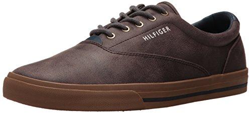 Tommy Hilfiger Canvas Shoes (Tommy Hilfiger Men's Phelipo2 Fashion Sneaker, Grey, 9 M)