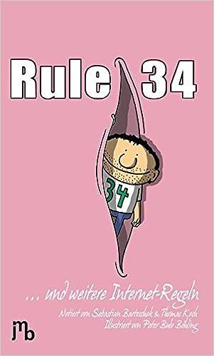 rule 34 9783944342986 amazon com books