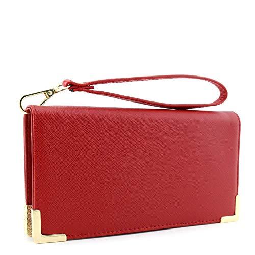 Women's Saffiano Leather...