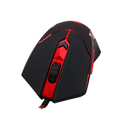 Image Redragon M601 CENTROPHORUS-2000 DPI Gaming Mouse for PC, 6 Buttons, Weight Tuning Set. no. 2