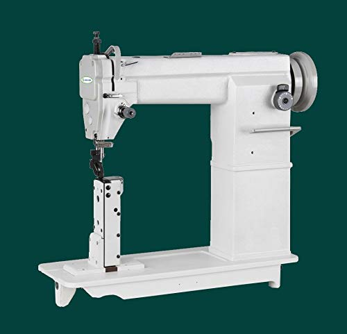 Cailiaoxindong Single-needles post bed lockstitch sewing machine,industrial sewing machine send by DHL Fedex UPS ()