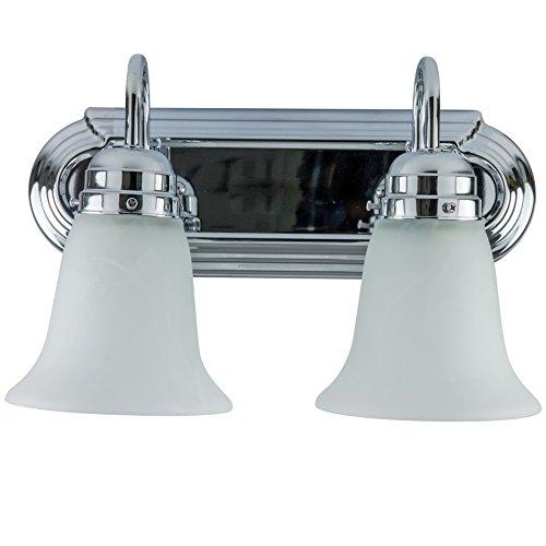 Sunlite 45415-SU Bathroom Vanity Light Fixture 14