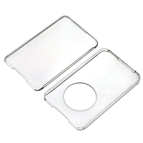 eForCity Snap-On Case for iPod Classic Clear