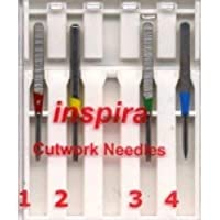 Inspira Cutwork Needles - Will Fit All Embroidery Machines