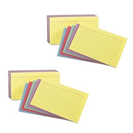 index cards 3x5