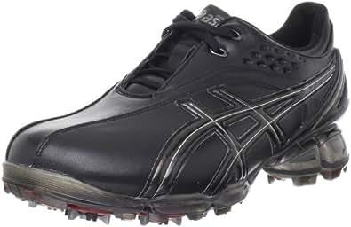 ASICS Men's GEL-Ace Pro Golf Shoe,Black/Silver,7.5 M US