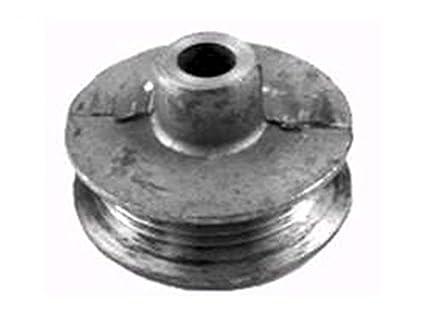 Amazon.com: Mr Mower Parts - Polea para cortacésped para ...