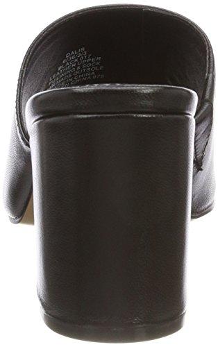 Madden black Steve Dalis Women''s Mules Sandal Black OwfATf4Bxq