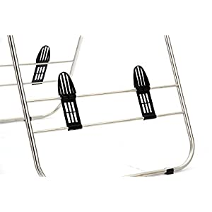 Towel Drying Rack For Clothes - SUNPACE SUN005 Sweater baby clothes rack dryer Hanging Laundry Folding