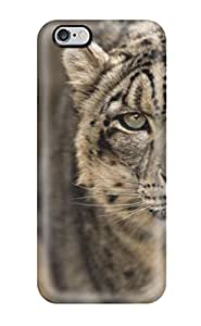 New AnnaSanders Super Strong Snow Leopard Tpu Case Cover For iphone 5s