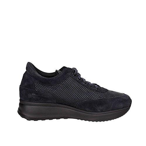 Agile By Rucoline 1304(13) Niedrige Sneakers Damen Blau