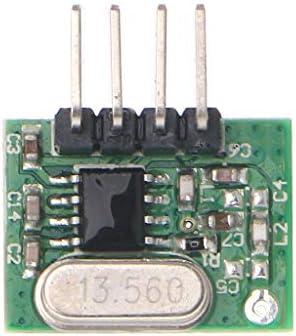 FangWWW 1 Set RF Módulo 433 MHz Superheterodyne Receptor y ...