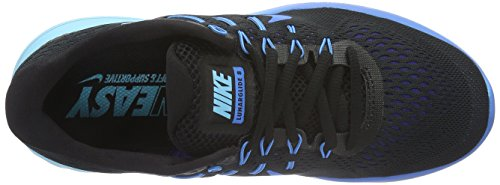 Multi Lunarglide Deep 8 Royal Black Nike Color Mujer de Blue Negro Entrenamiento Zapatillas qSxHfUx8Z