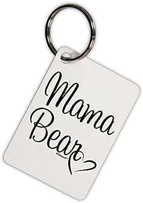 Amazon.com: tooloud Mama – Mamá diseño de oso con corazón ...