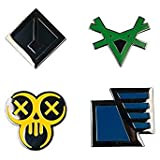 JINX Tom Clancy's The Division 2 Factions Enamel