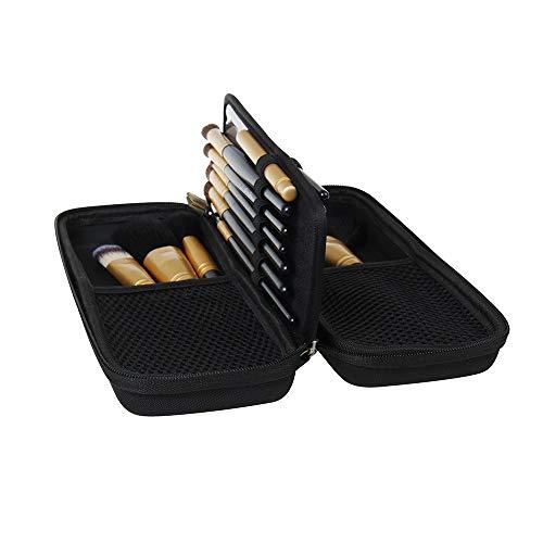 Hermitshell Hard EVA Travel Case Carrying Bag fits Makeup Brushes