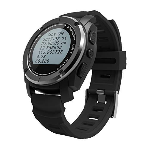 OJBDK GPS Sport Watch Fitness Tracker para SmartWatch Sports ...