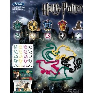 Harry Potter Houses Logo Bandz by Forever Collectibles (Image #1)