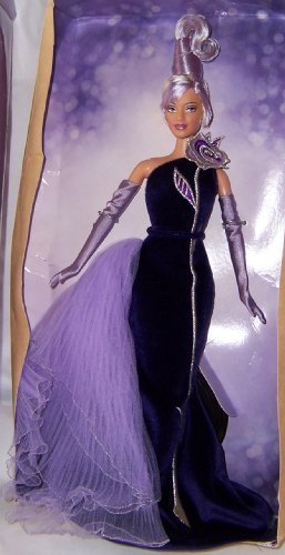 Barbie Collectibles - Barbie Bob Mackie Avon The Sterling Silver Rose Collectibles Doll