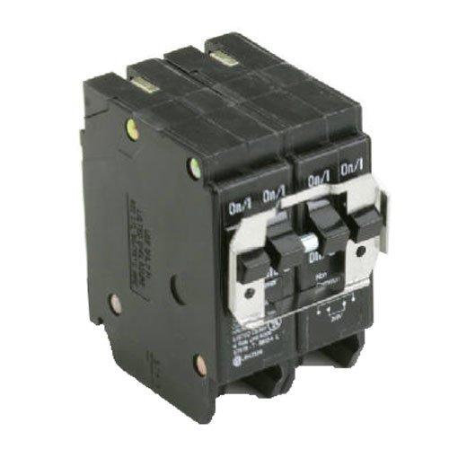 Eaton Corporation Bq230250 Double Pole Circuit Breaker, 120/240V, 30-50-Amp