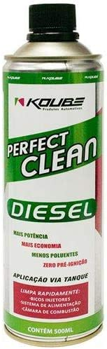 Aditivo De Combustivel Perfect Clean Koube Aditivo Diesel 500ML