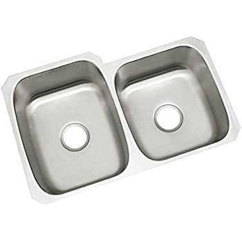 This Item Sterling 11409 Na Mcallister 31 3 4 Inch By 20 3 4 Inch Under Mount Large Medium Double Bowl Kitchen Sink Stainless Steel