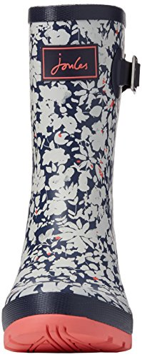 Joules Molly Welly Regenlaars Marine Marn Ditsy