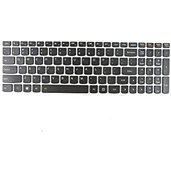 "Lenovo G50-45 15.6/"" Genuine Laptop US Keyboard Black 25214725"